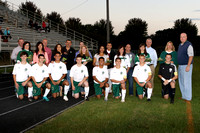 Boylan Boys Varsity Soccer vs Belvidere North Senior Night 10-6-2015