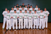Boylan Boys Varsity Baseball Team and Individual Pictures Spring 2017