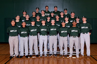 Boylan Boys Freshman Sophomore Baseball Team and Individual Pictures Spring 2017