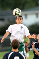 Boylan Boys Varisty Soccer vs Guilford 9-18-2014