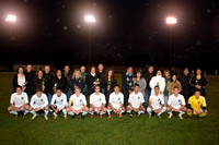 Boylan Boys Varsity Soccer Senior Night Images 10-15-2014