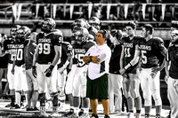 Boylan Varsity Football vs Guilford 9-25-2015