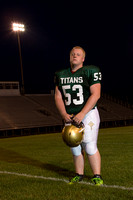 Boylan Varsity 2013 Football Seniors-0022