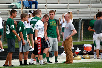 Boylan Boys Football Green & White Games 8-22-2014-3187