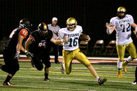 Boylan High School Varsity Football vs Harlem 9-16-2016