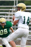 Boylan Boys Football Green & White Games 8-22-2014-3180