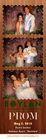 Boylan Prom Photobooth Photostrips 5-5-2018