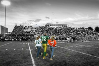 Boylan High School Varsity Football vs Hononegah 9-9-2016