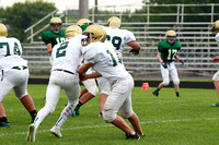 Boylan Boys Football Green & White Games 8-22-2014-3172