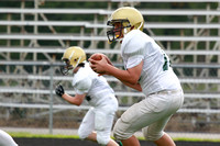 Boylan Boys Football Green & White Games 8-22-2014-3178