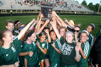 Boylan Girls Varsity Soccer vs Freeport Regional Final 5-23-2014