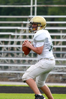 Boylan Boys Football Green & White Games 8-22-2014-3179