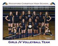 RC New 8x10 Team Template Fall 2017 Girls JV Volleyball