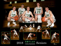Boylan Boys Varsity Basketball vs Belvidere North 2-9-2018