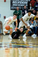 Boylan Boys Varsity Basketball vs Lutheran Regionals Final 3-2-2018