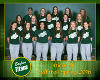 Boylan Spring Team 8x10 Girls JV Softball 2016 Ver 1