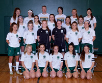 Boylan Girls Varsity Soccer Team and Individual Pictures Spring 2017