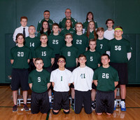 Boylan Boys Varsity Volleyball Team and Individual Pictures Spring 2017