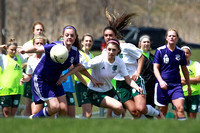 Boylan Girls Varsity Soccer vs Hononegah 4-19-2014