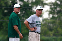Boylan Boys Football Green & White Games 8-22-2014-3166