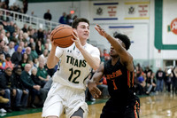 Boylan Boys Varsity Basketball vs Jefferson 12-8-2017