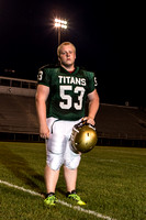 Boylan Varsity 2013 Football Seniors-0023