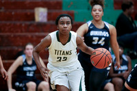 Boylan Girls Varsity Basketball vs Guilford 11-28-2017