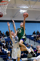 Boylan Boys Varsity Basketball vs Guilford 11-30-2017